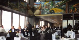 The Signature Room at the 95th, Chicago
