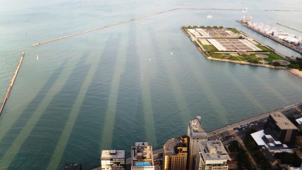 Lago Michigan, Chicago