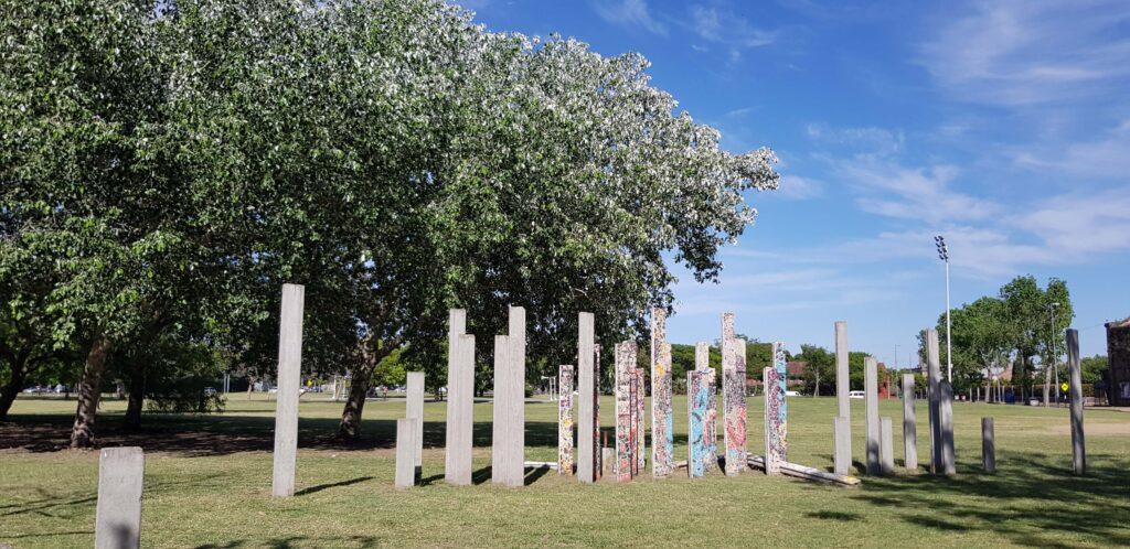 Bosque de la Memoria, Parque Scalabrini Ortiz, Rosario, Argentina