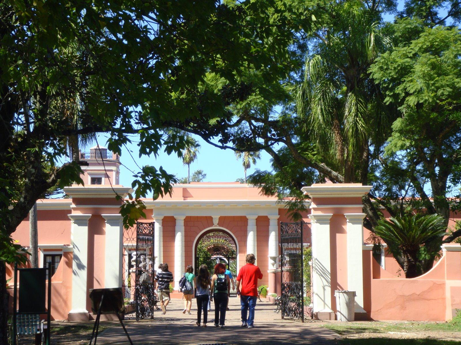 Antiguo Palacio San José, en Entre Ríos