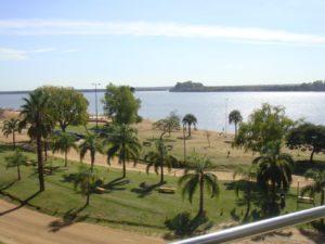 Visita a la ciudad de Colón en Entre Ríos