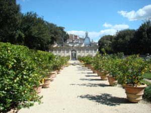 Villa Borghese en 1, 2, 3 imágenes