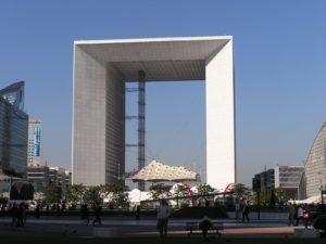 La Défense, el distrito financiero de París