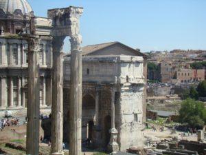 Lee más sobre el artículo Foro Romano, patrimonio protegido por la UNESCO