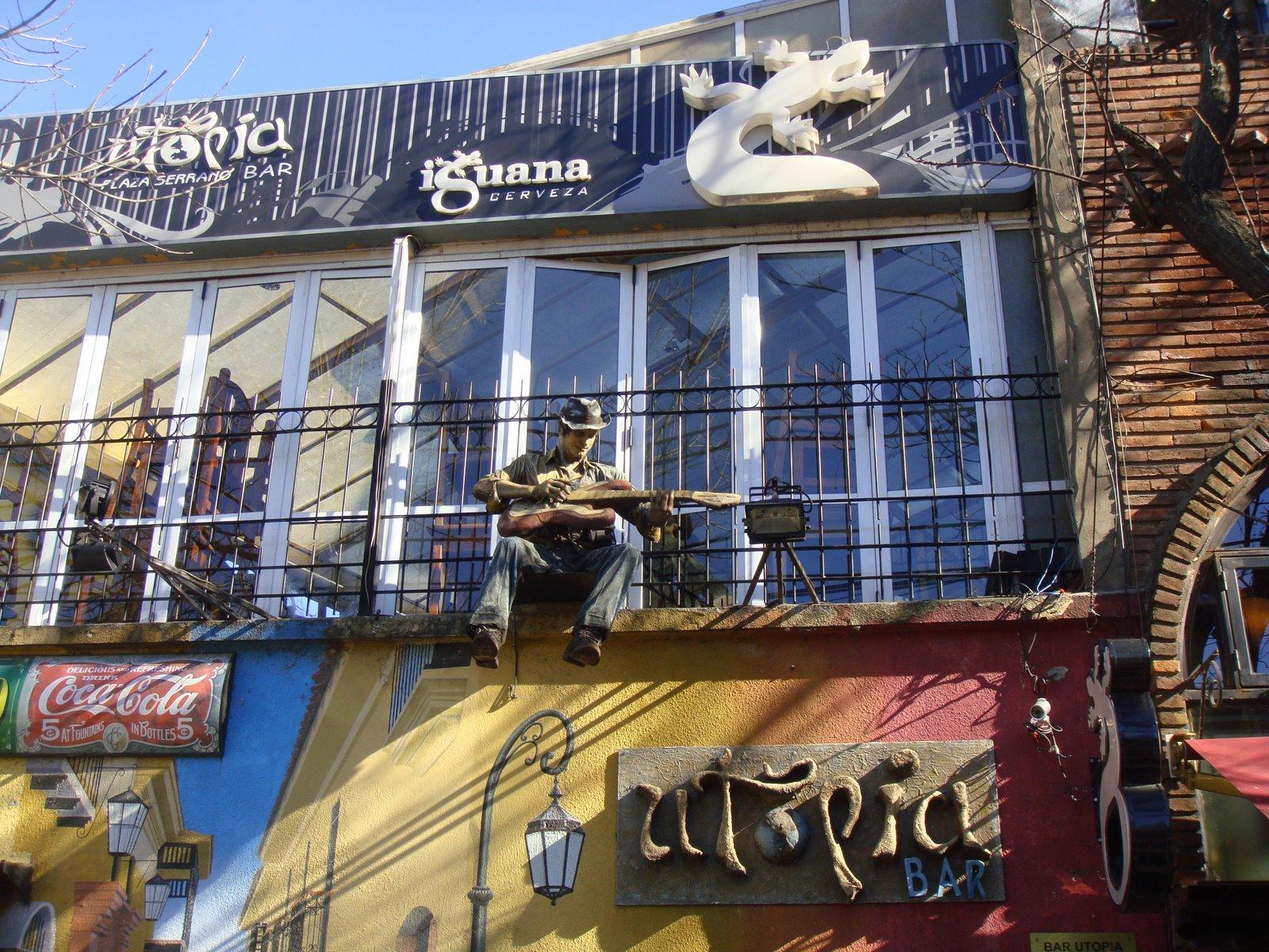 En este momento estás viendo Postales de Buenos Aires: Palermo Viejo
