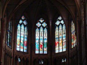 Catedral de San Salvador, en Brujas