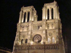 Catedral de Nôtre Dame de París