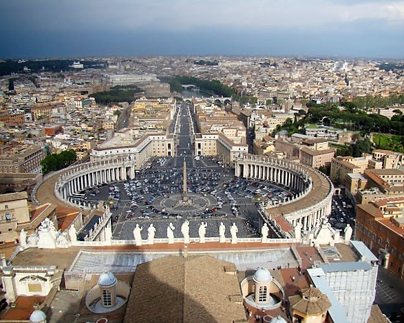 En este momento estás viendo Visita al Vaticano en Roma