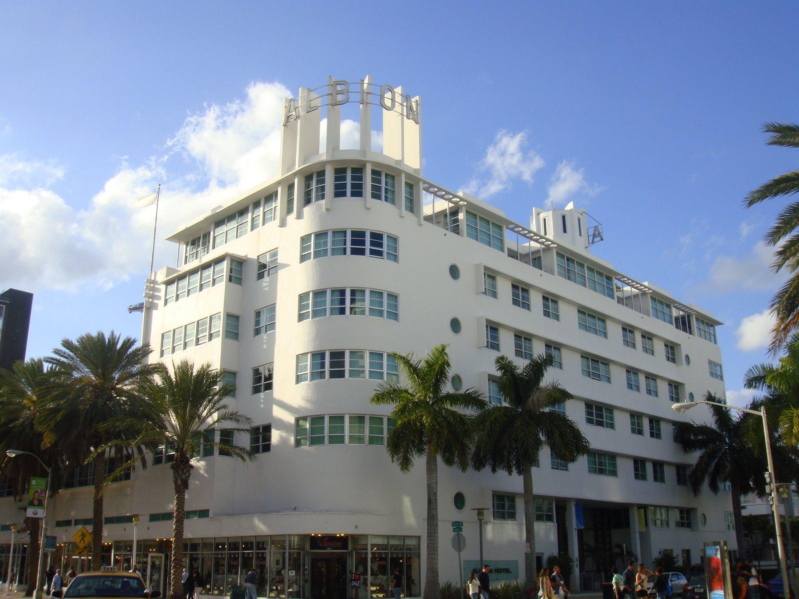 Lee más sobre el artículo Distrito Art Déco en Miami Beach