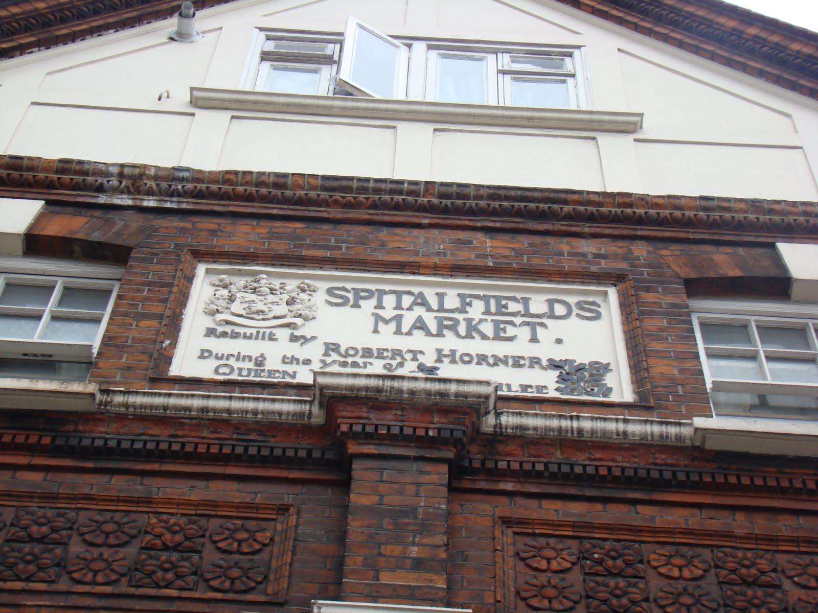 Lee más sobre el artículo Mercado de Spitalfields, recorrido «trendy»
