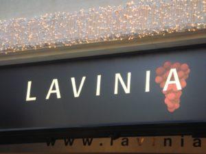 Lavinia boulevard de la Madeleine