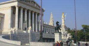 Lee más sobre el artículo Parlamento de Viena, un monumento