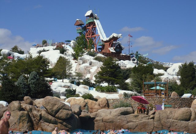 Disney´s Blizzard Beach