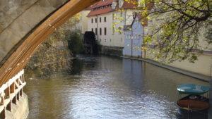 Lee más sobre el artículo Como un cuento de hadas: Kampa en Praga