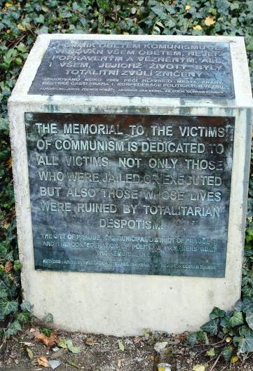 Memorial a las víctimas del comunismo