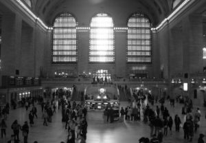 New York en B&W: Grand Central Terminal