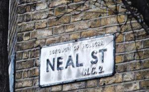 Lee más sobre el artículo Neal Street y una tarde en Londres