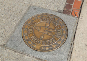 Freedom Trail en Boston, el camino de la libertad
