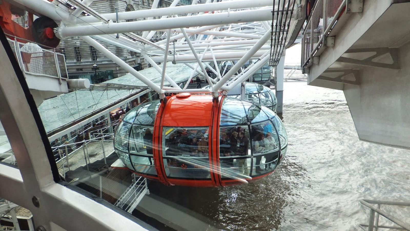 En este momento estás viendo London Eye, entre las mejores atracciones de Londres