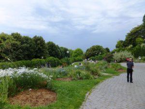 Parque de Belleville… París, belle ville