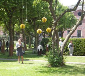 Begijnhof y la belleza de los jardines interiores de Amsterdam