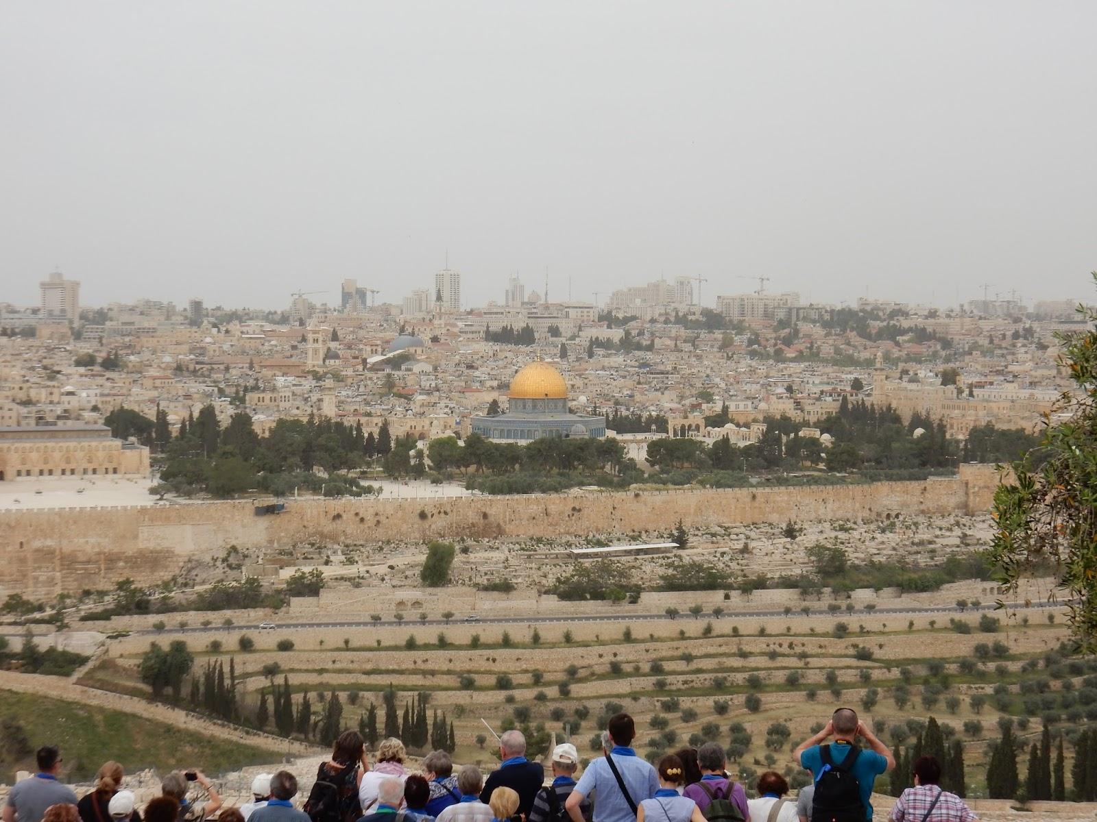 Road trip en un destino exótico: Israel