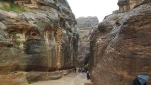 Petra, tesoro escondido en Jordania