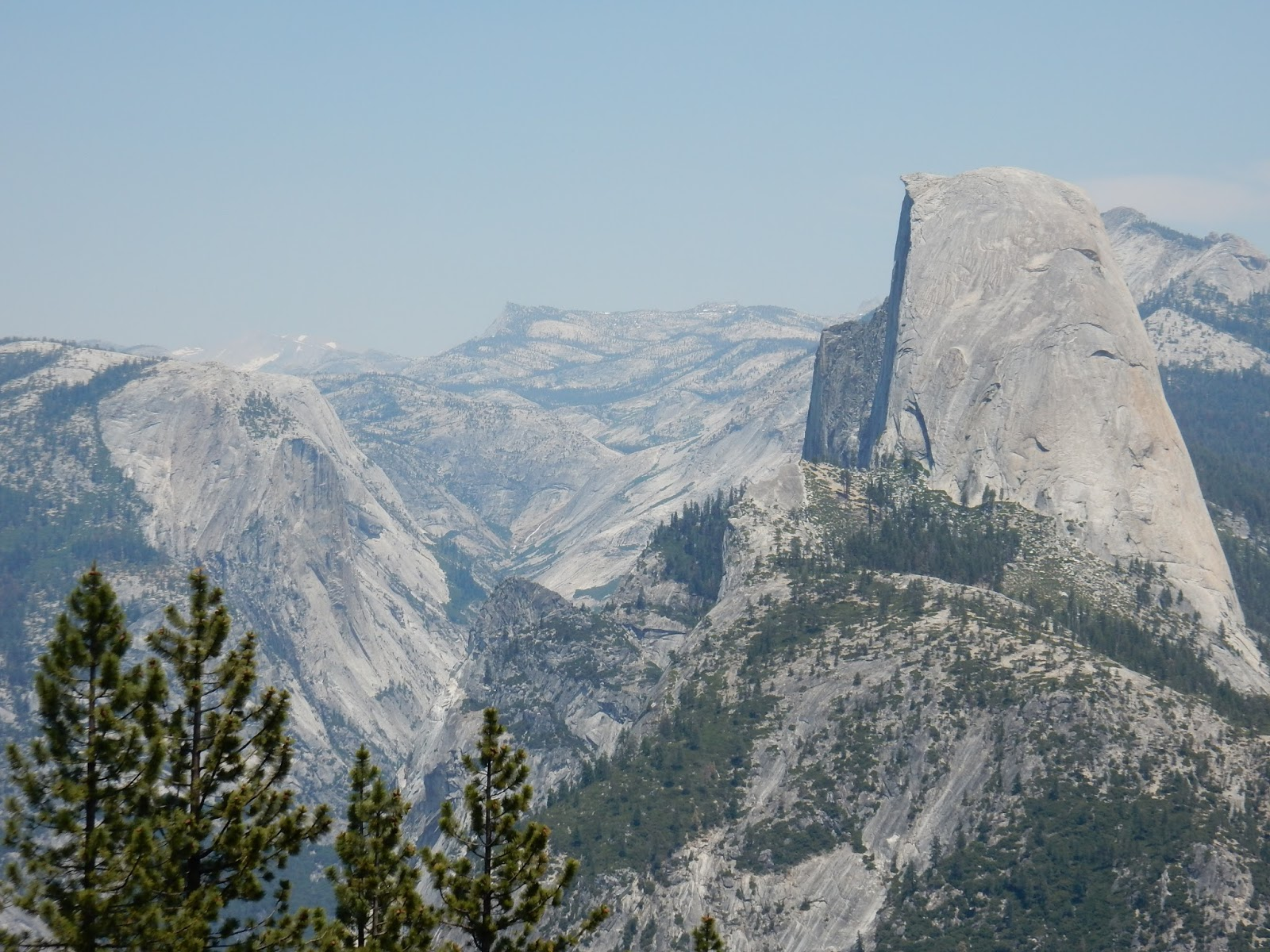 Visita al Yosemite National Park
