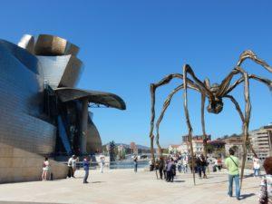 Mis días en Bilbao