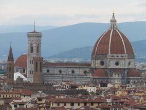 Lee más sobre el artículo Panorama de Florencia desde el Piazzale Michelangelo