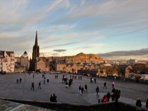 Edimburgo, la perla de Escocia