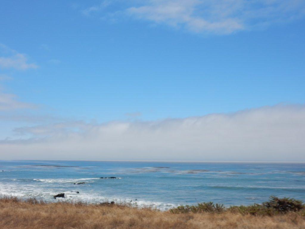 Highway 1 en California, paisaje de ensueño