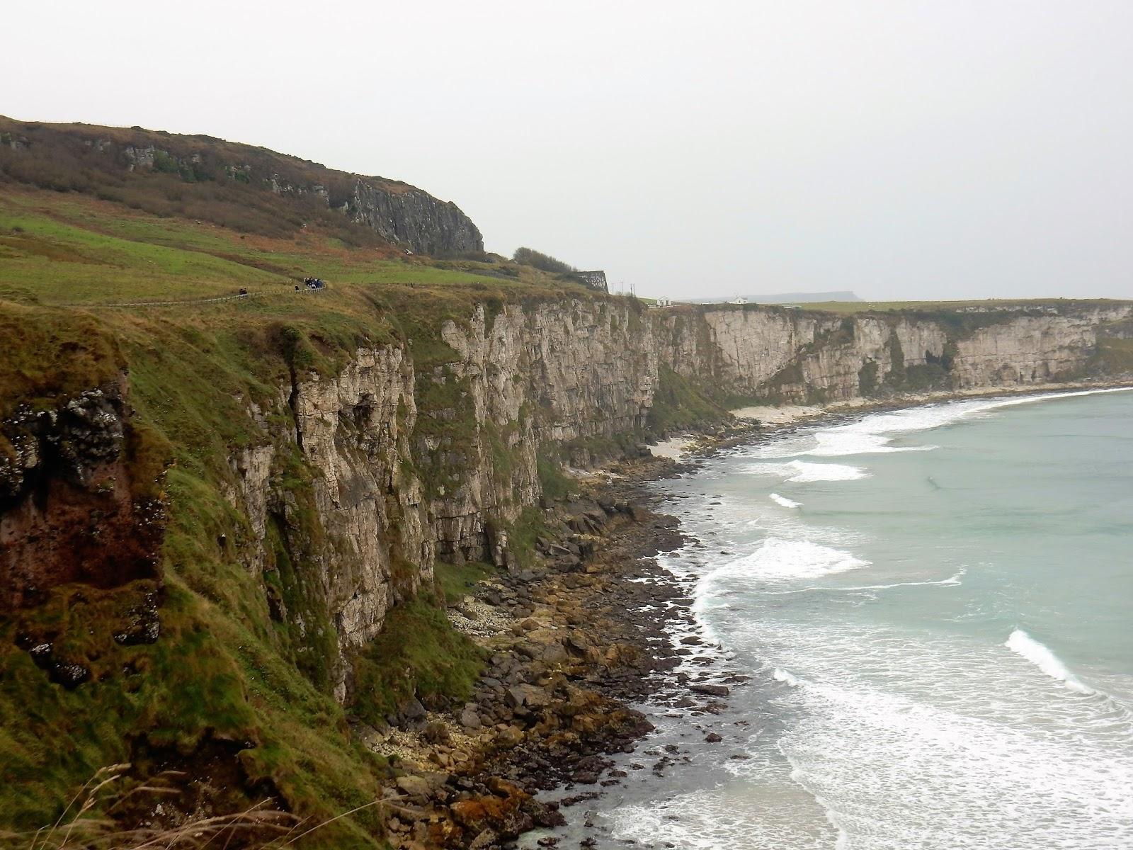 Calzada del Gigante en Irlanda