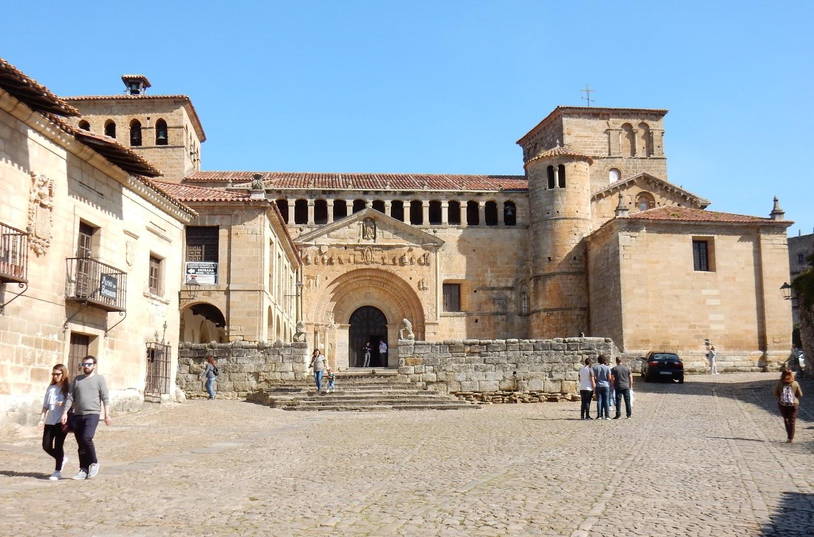 Santillana del Mar. Excursión en Cantabria