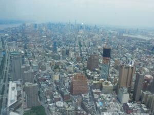 One World Trade Center, el rascacielos que acaricia las nubes