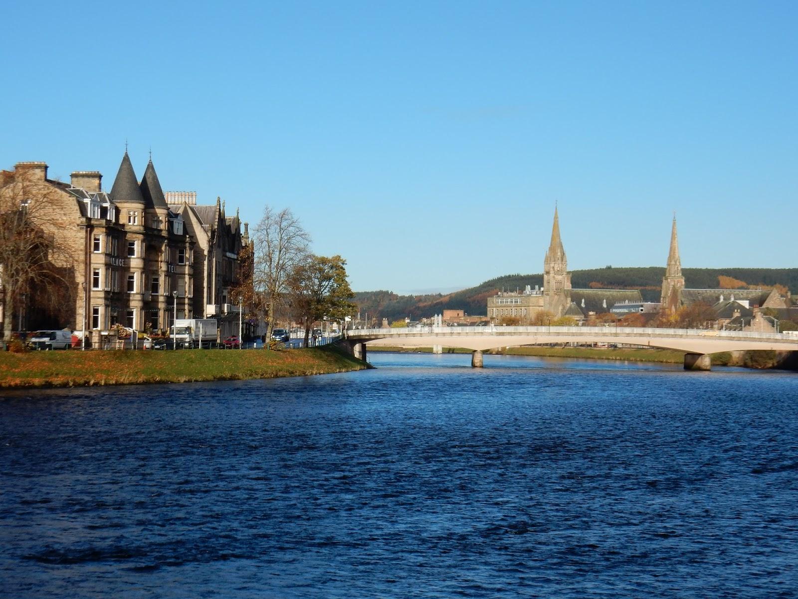 En este momento estás viendo Inverness, la lejana capital de las Highlands