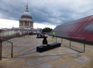Roof Terrace, One New Change, Londres