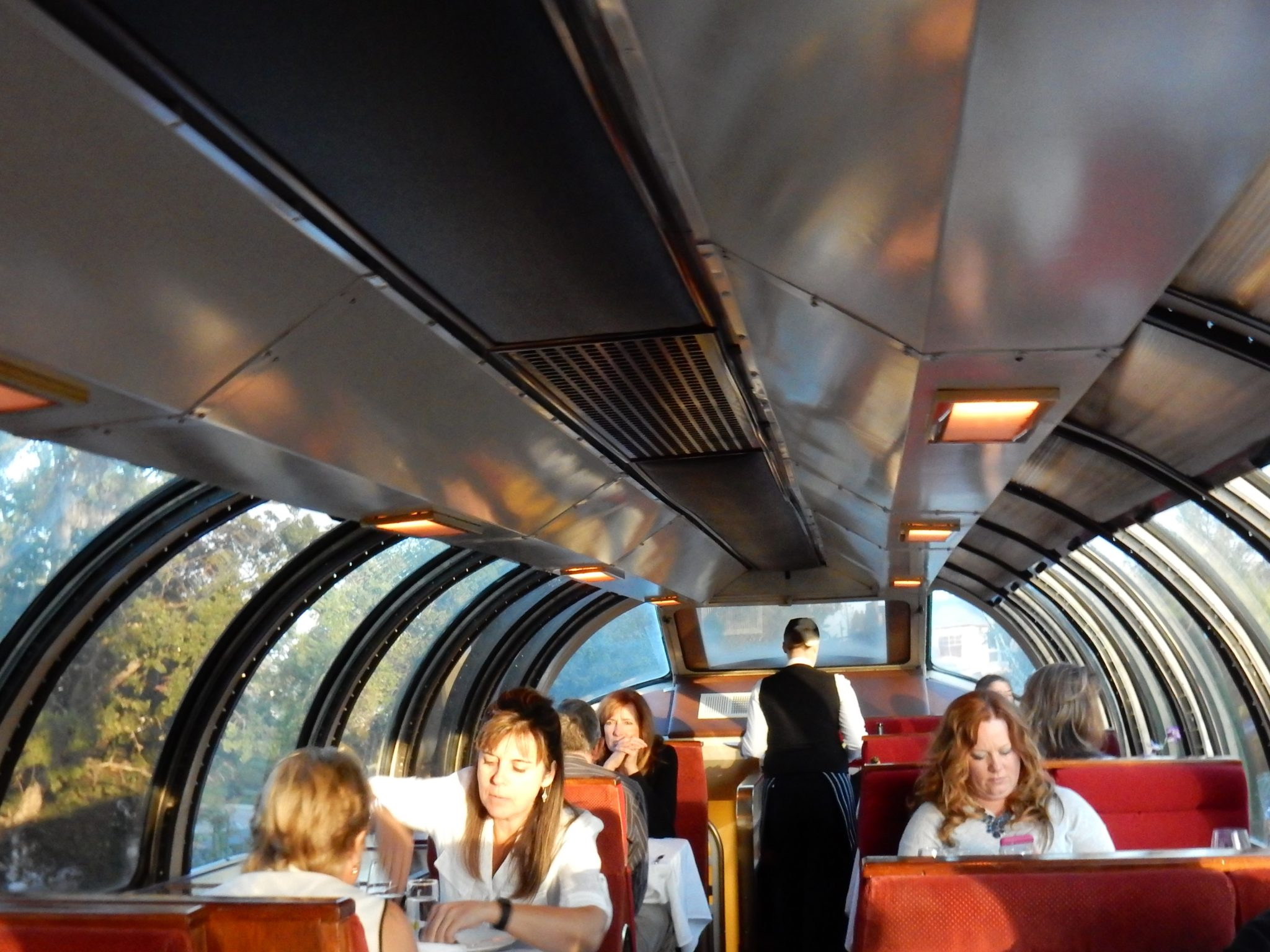 Experiencia viajera: Napa Valley Wine Train
