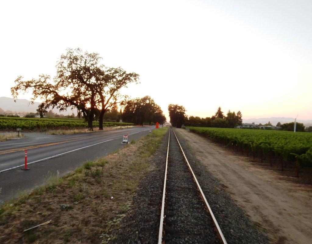 Napa Valley Wine Train, Elisa N Diseño de Viajes