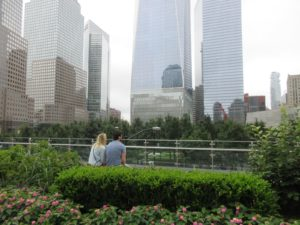 Liberty Park, a pasos del World Trade Center