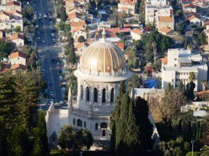Lee más sobre el artículo Haïfa, Monte Carmel y Jardines de Bahai
