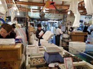 Lee más sobre el artículo Mercado de Tsukiji, el mercado del pescado en Tokio