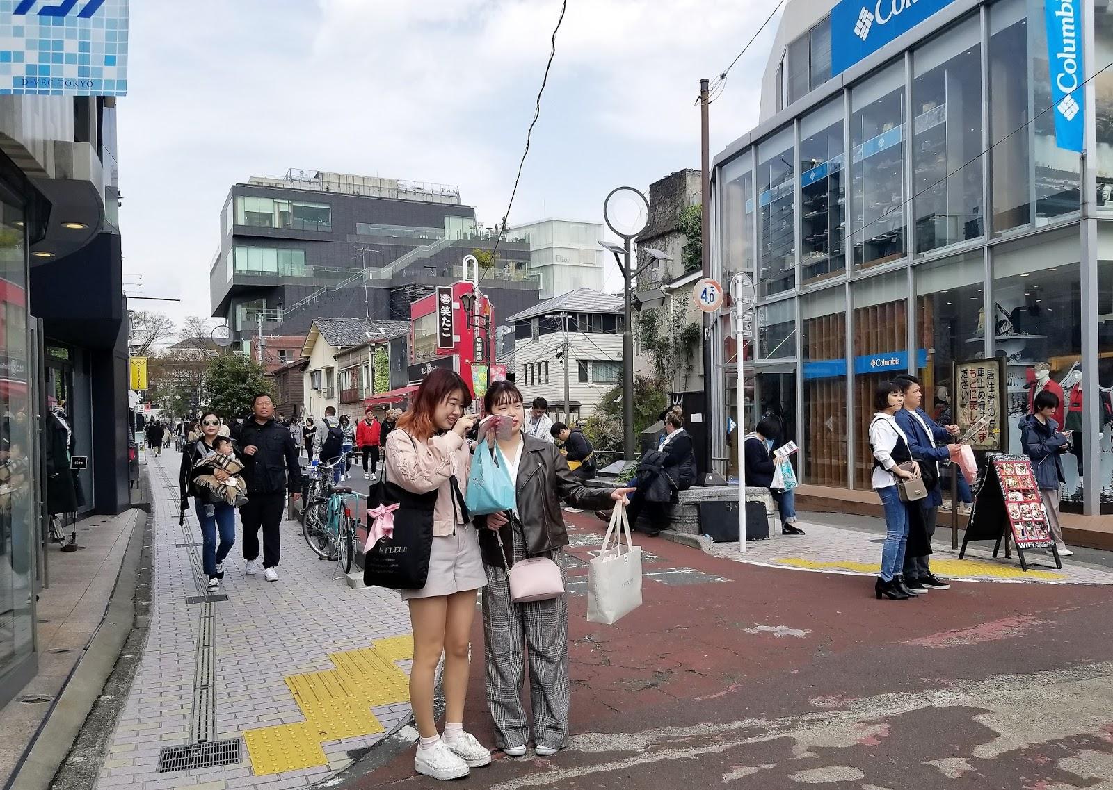 Lee más sobre el artículo Cat Street, paraíso hypster de Tokio