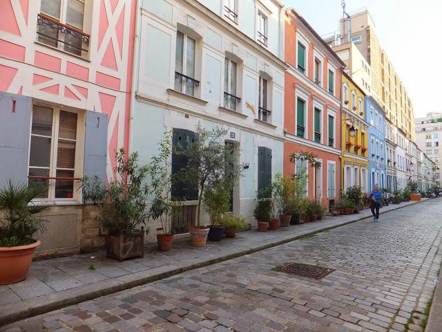 El discreto encanto de la rue Crémieux