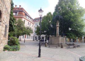 Lee más sobre el artículo Nikolaiviertel, antiguo barrio de Berlín