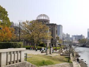 Lee más sobre el artículo Día en Hiroshima, visita inolvidable