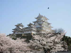 Castillo Himeji, la «garza blanca» y el paisaje medieval de Japón
