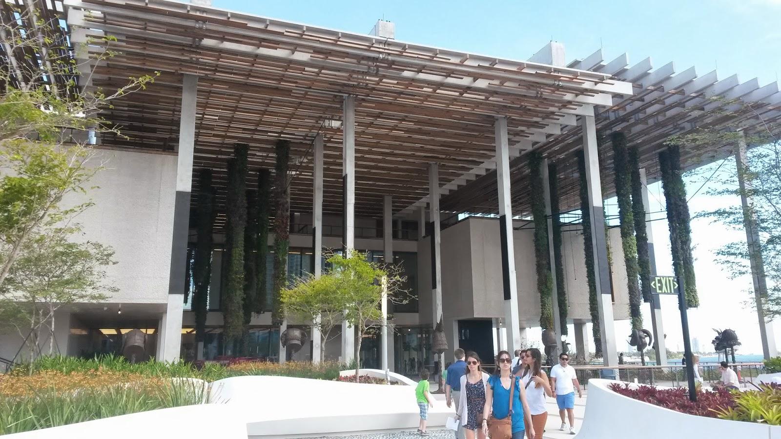 Lee más sobre el artículo Visita al Pérez Art Museum Miami