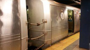 Lee más sobre el artículo Subway atmosphere in New York City