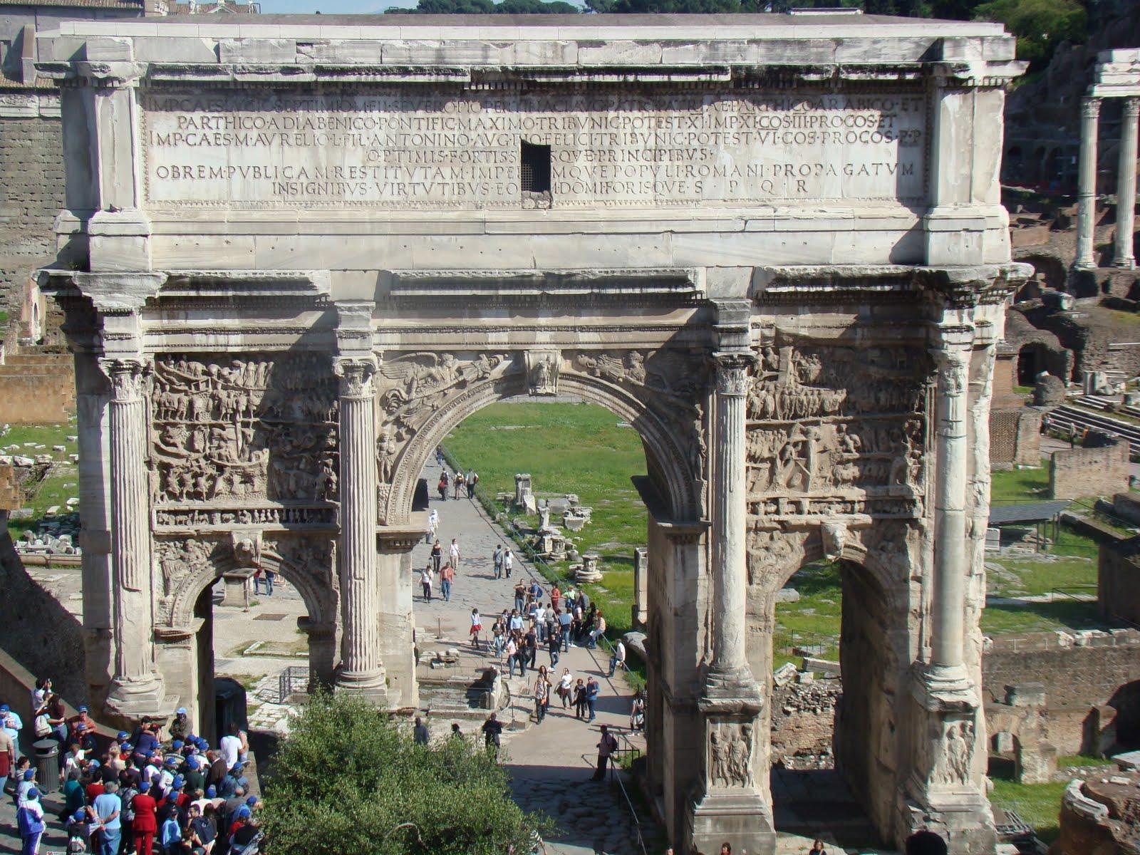 Roma, fotos de un paseo por la ciudad eterna